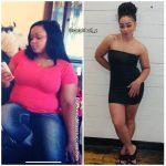 Sarah lost 51 pounds