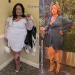 Sasha Nicole lost 160 pounds