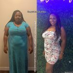 Jessica lost 81 pounds