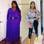 Sameerahlost 117 pounds