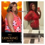 Tiffany lost 56 pounds